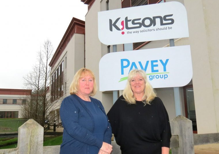 Kitsons Solicitors - Top Award for Kitsons Solicitors Supporting Elderly Clients