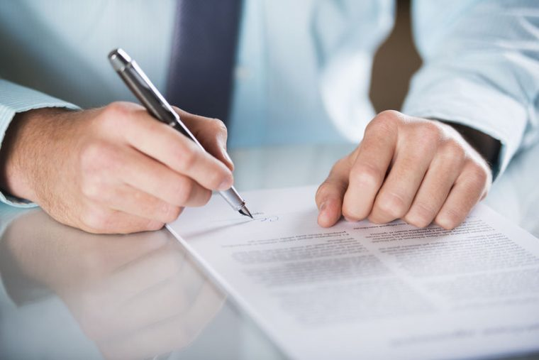Kitsons Solicitors - When Does Notice of Termination Take Effect?