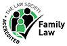 Kitsons Solicitors - Accreditations - Family Law