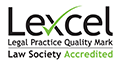 Kitsons Solicitors - Accreditations - Lexcel
