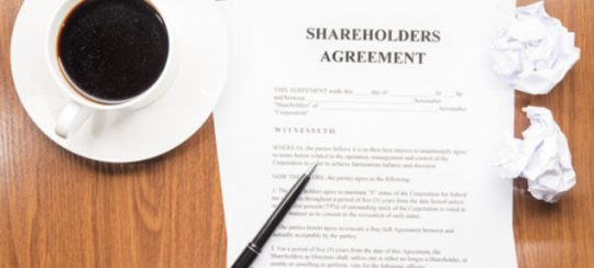 Kitsons Solicitors - Protecting your business – Shareholder Agreements