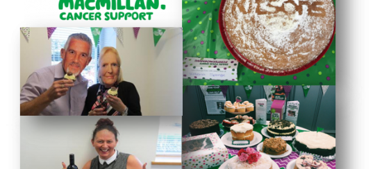 Kitsons Solicitors - Kitsons LLP Coffee Morning in Aid of Macmillan