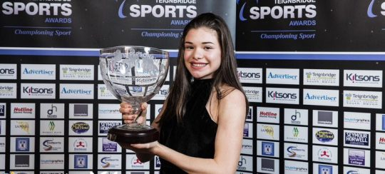 Kitsons Solicitors - Teignbridge Sports Awards 2016