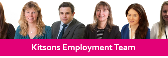 Kitsons Solicitors - Kitsons Employment Law Updates