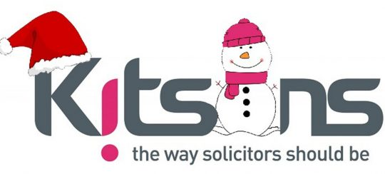 Kitsons Solicitors - Christmas and New Year Opening Hours