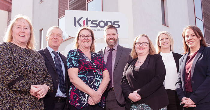 Kitsons solicitors Torquay group shot