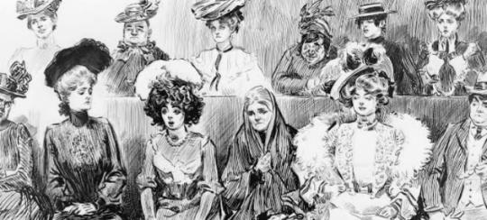 100 YEARS OF WOMEN IN LAW